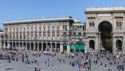 Roma, Florença e Veneza em trem