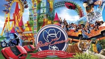 Beto Carrero World / SC - Regular