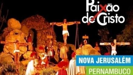 Nordeste com Paixão de Cristo - 05 a 12/04/2020