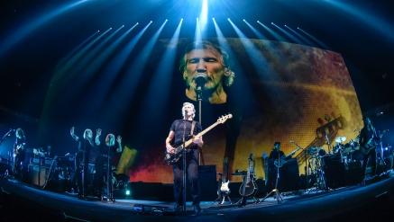 Roger Waters ao vivo em São Paulo
