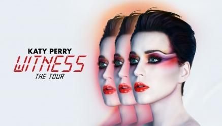 Katy Perry em São Paulo