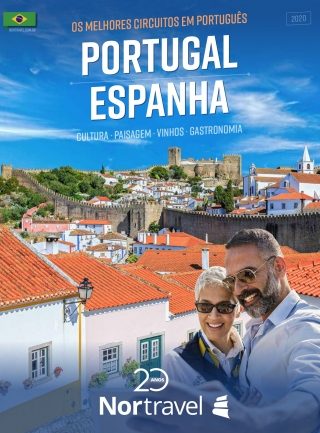 Portugal e Espanha em português