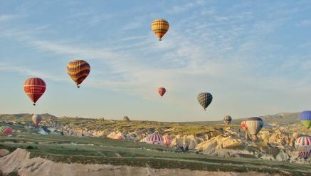 Mares da Turquia - Verão na Turquia