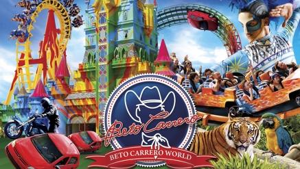 Beto Carrero World/SC - 05 a 08/09/2019