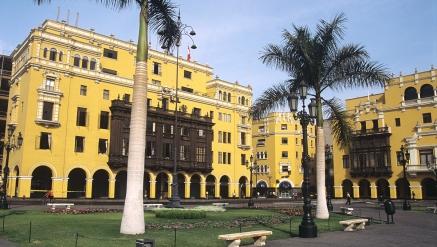 Lima Gastronômica e Colonial