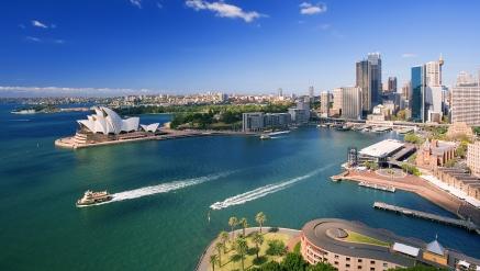 Magia da Austrália, Singapura & Dubai