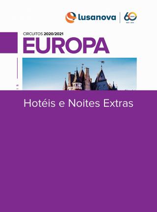 Hotéis e Noites Extras