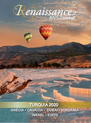 Catálago Turquia 2020 mantido para 2021!